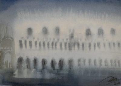 Ornella Scudiero - Nebbia a Venezia