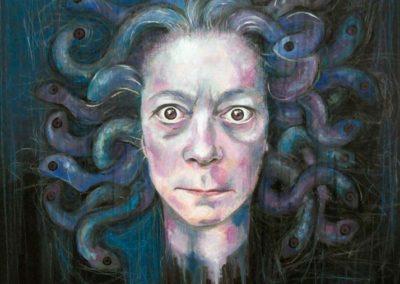 Lucia Zulian - Medusa