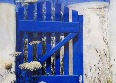 Susanna Battistella - Verso il mare blu