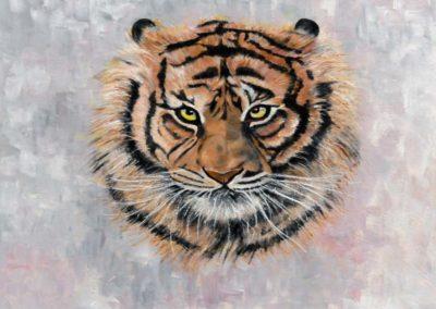 Tiziana Puntel - La tigre